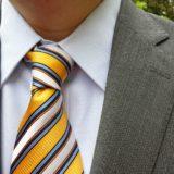 スーツの着こなしよりも大事なワイシャツとネクタイ選び