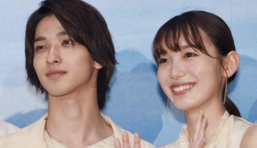 画像|横浜流星と飯豊まりえは日出高校で幼なじみ?過去に雑誌Seventeenで共演も?