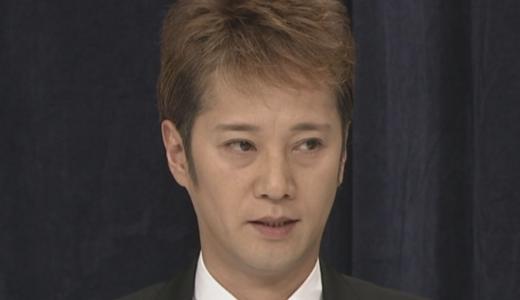 ジャニー喜多川さんお別れ会に中居正広がいない?見切れてる理由は年内退所?