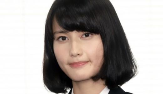 【比較画像】橋本愛がハリセンボン箕輪はるか似なのは前髪や鼻筋のせい?