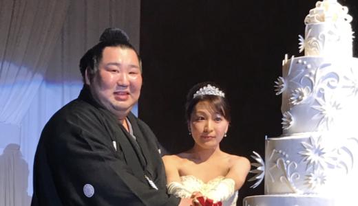 """【顔画像】徳勝龍が結婚した嫁""""千恵さん""""が美人!出会い馴れ初めは?"""