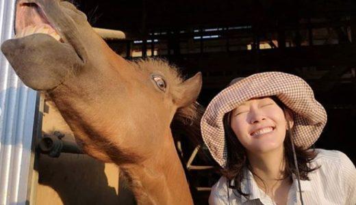 佐藤藍子|田舎暮らしの自宅はどこ?千葉県香取市の乗馬クラブ?